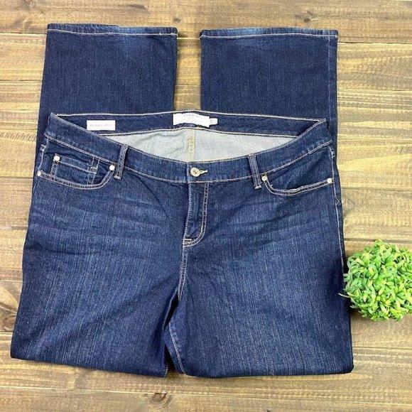 Torrid Relaxed Boot Cut Jeans Size 20 Regular